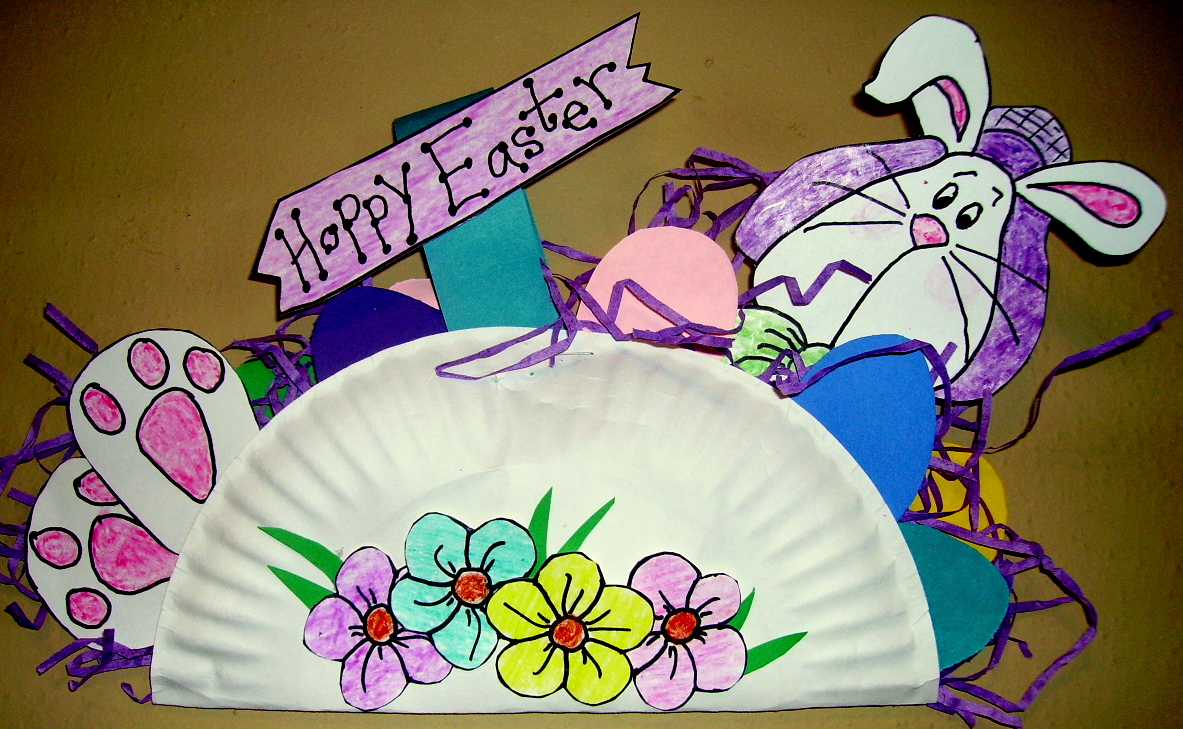 Ultimate Free Easter Quilt Patterns | Fabric Basket Patterns