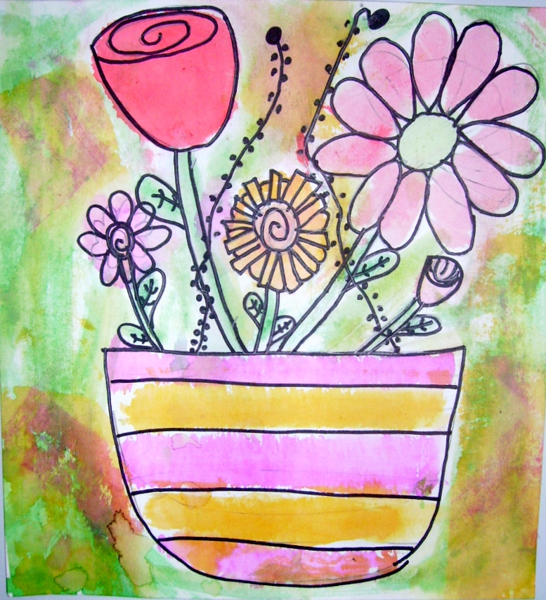 Spring Craft For Third Grade