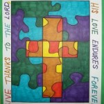 bible verse cross art 1