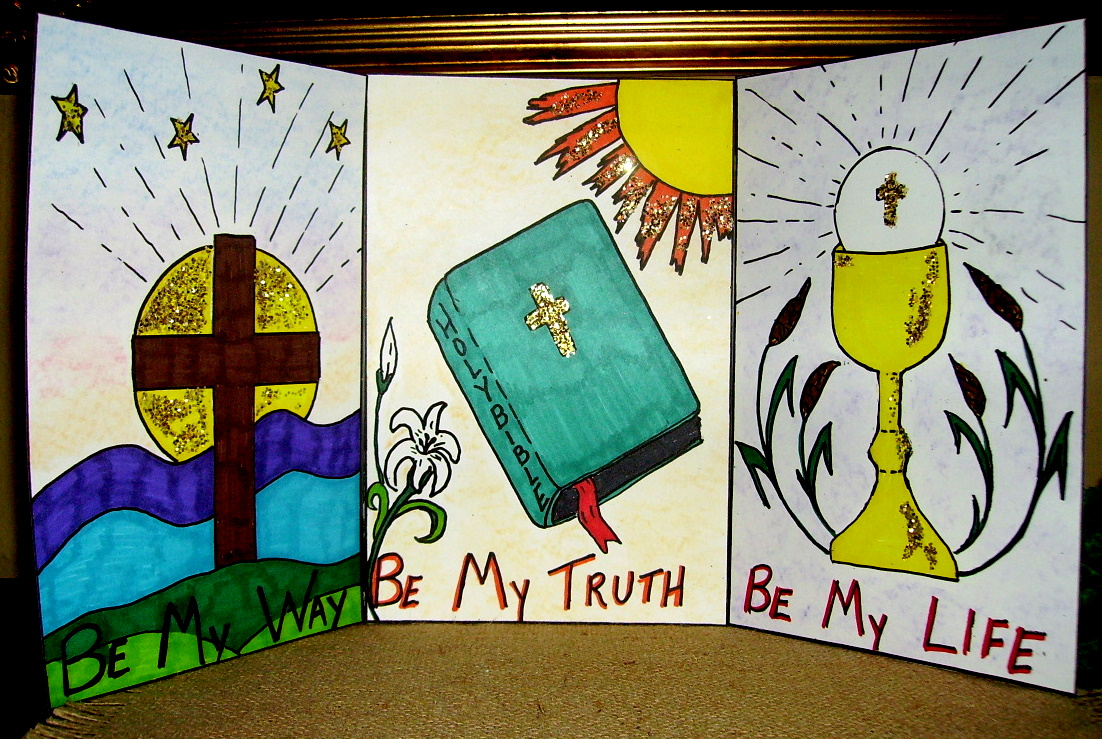 Lent projects for 3rd graders