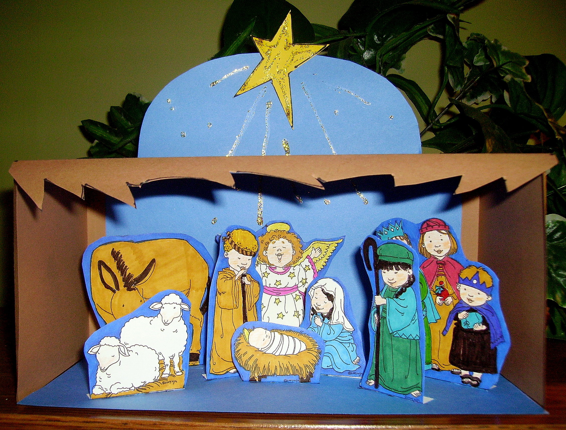 The Three Kings | KIDS & GLITTER