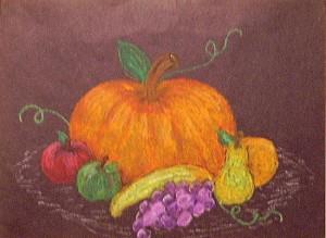 6th Grade Fall Art Projects